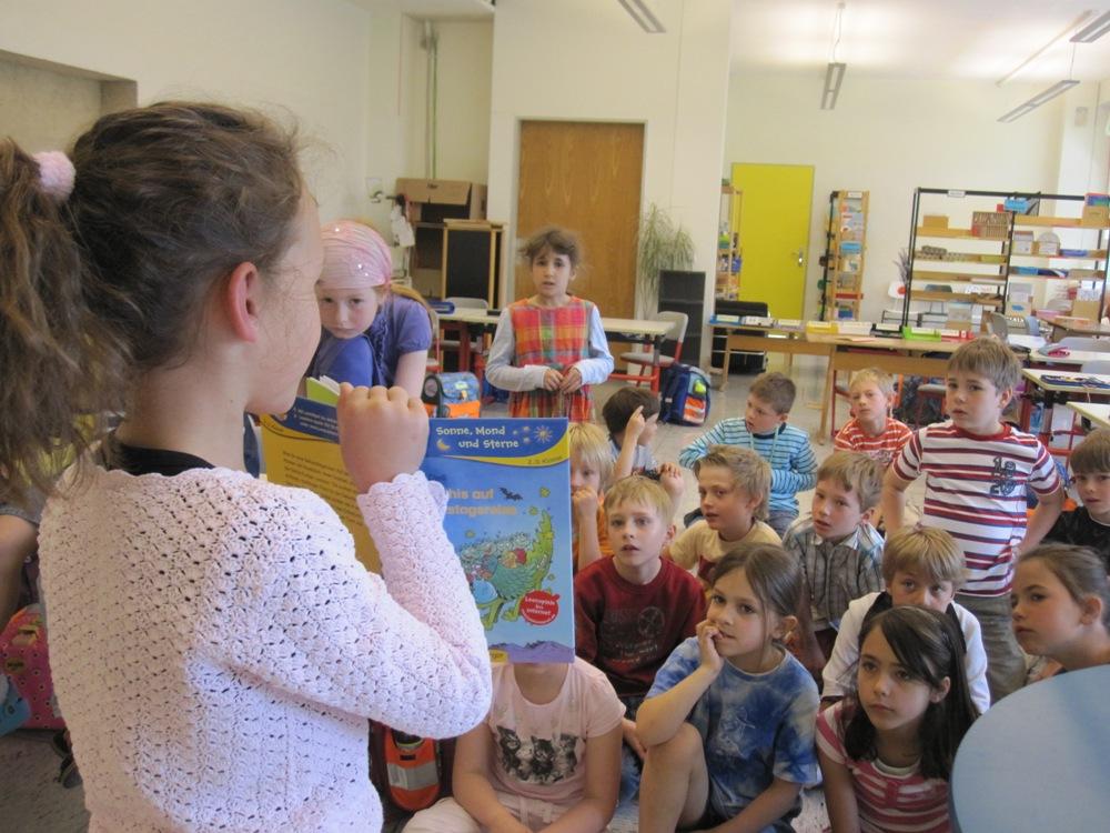 Theresen Grundschule Germering theresen grundschule germering leseförderung